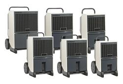 Following a merger of the two companies earlier this year, Dantherm's dehumidifiers will complement Calorex's highly popular Porta range.