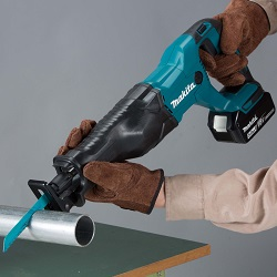 Makita Revamp Reciprocating Saws With In-Line Drive Mechanism and New 36V Model