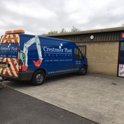 Member News: Crestmoor Group Open A New Plant and Tool Hire Depot In Wincanton
