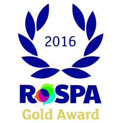 PRESS RELEASE: AFI Gains RoSPA Gold Award For Second Consecutive Year