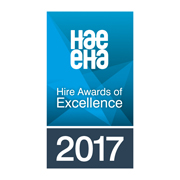 PRESS RELEASE: GAP Group Ltd Nominated for Seven 2017 Hire Excellence Awards