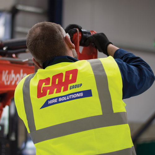 PRESS RELEASE: GAP Hire Solutions Expands South East Network With New Brighton Depot