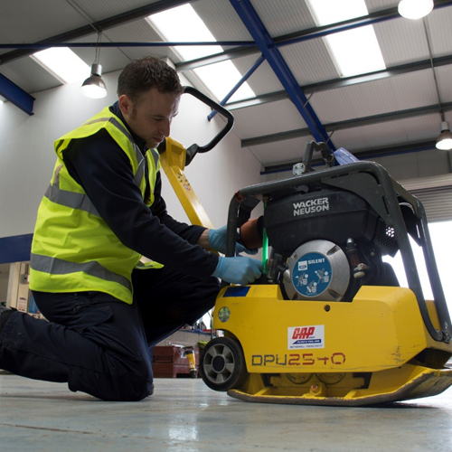 PRESS RELEASE: GAP Hire Solutions Renew Three-Year Deal With Wackers Neuson
