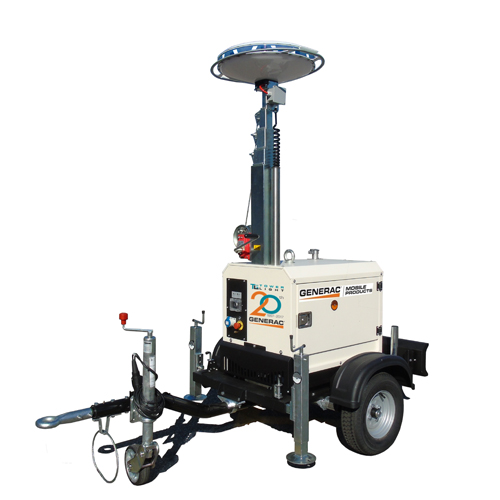 PRESS RELEASE: Generac Mobile Products Delivers A New Frontier In Controllable Mobile Lighting