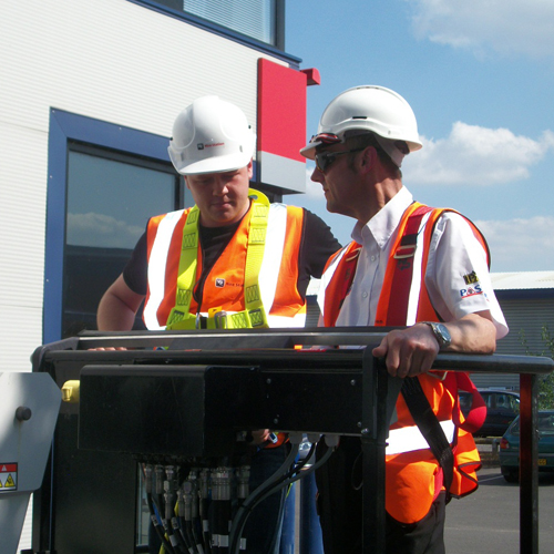 PRESS RELEASE: Good Growth Forecast In The UK Powered Access Equipment Market