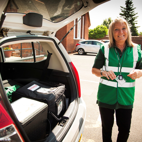 PRESS RELEASE: Hertfordshire Independent Living Service Achieves 'Champion' Status With Safe Driving Fleet Focus