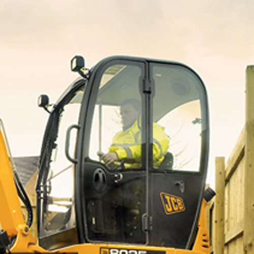 PRESS RELEASE: Hire Station Continue To Invest In New Equipment, With The New JCB 8025 ZTS Now Added To Our Fleet!