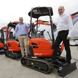 PRESS RELEASE: HSS Launches Mini Plant Hire For Greater London