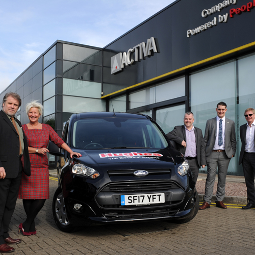 PRESS RELEASE: Hughes Plugs Into Activa Contracts To Deliver New-Look Fleet