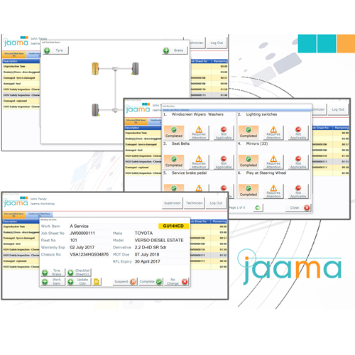 PRESS RELEASE: JAAMA Highlights Sophisticated New Software Functionality At 2017 CV Show To Drive Fleet Operating Efficiencies