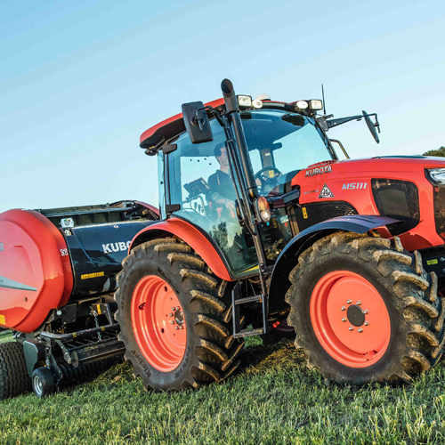 PRESS RELEASE: Kubota UK Tackling Rural Crime Head On Machinery Manufacturer Adopts Cesar for M Series Tractors