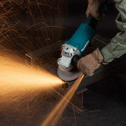 PRESS RELEASE: Makita Add New Heavy Duty Mains Angle Grinders To Range
