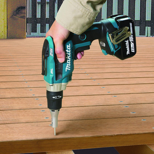 PRESS RELEASE: Makita Introduces New LXT Drywall Screwdriver, TEK Screwdriver Version And Pin Nailer