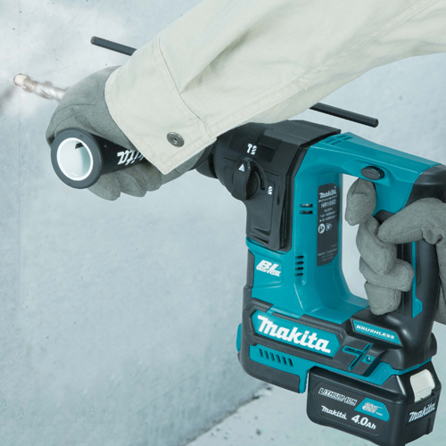 PRESS RELEASE: Makita's New 10.8V BL Rotary Hammer CXT Is A 'Mighty Mini' - Big Power, Small Size