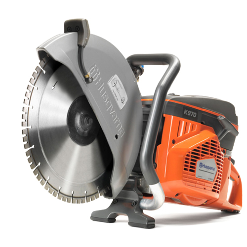 PRESS RELEASE: New Husqvarna K 970 - reliable, effective and user-friendly with SmartTension