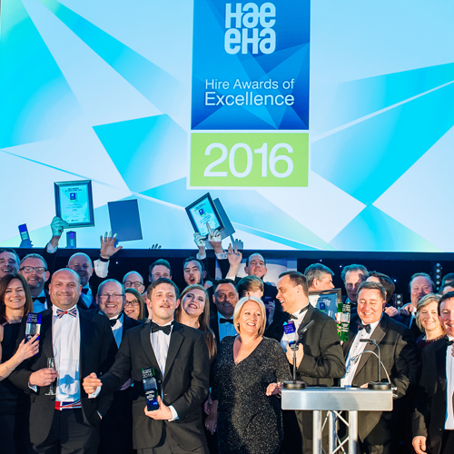 PRESS RELEASE: New Venue and Categories for Hire Awards of Excellence 2017