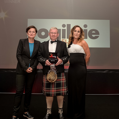 PRESS RELEASE: Ogilvie Fleet Continues Awards Blitz With Double Top Success