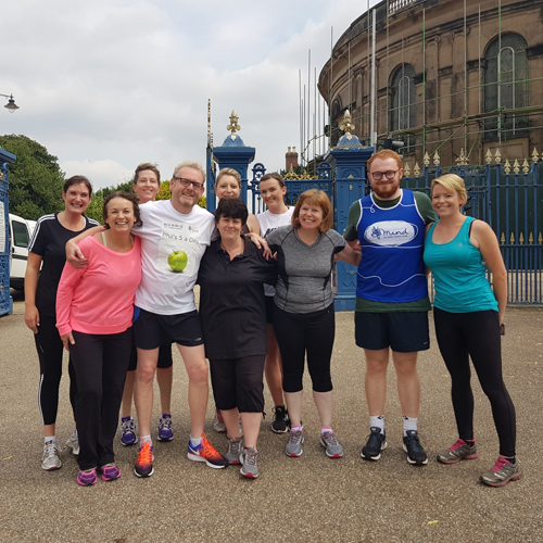 PRESS RELEASE: Phil goes the extra mile for charity
