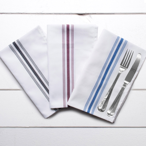 PRESS RELEASE: Richard Haworth Introduces New Bistro Napkins