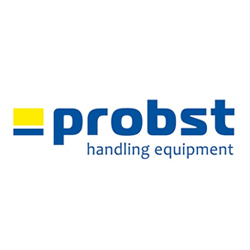 PRESS RELEASE: Rotation Damper Brake for Probst SG Grabs