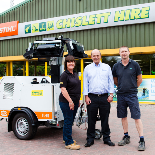 PRESS RELEASE: Six Sales Secured to Spalding-Based Chislett Hire