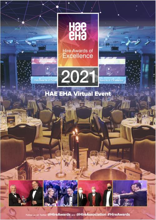 HAE EHA Rewarding Excellence 2021 Special Supplement