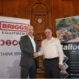 News Item: Briggs Equipment Acquires Balloo Hire Centre Ltd