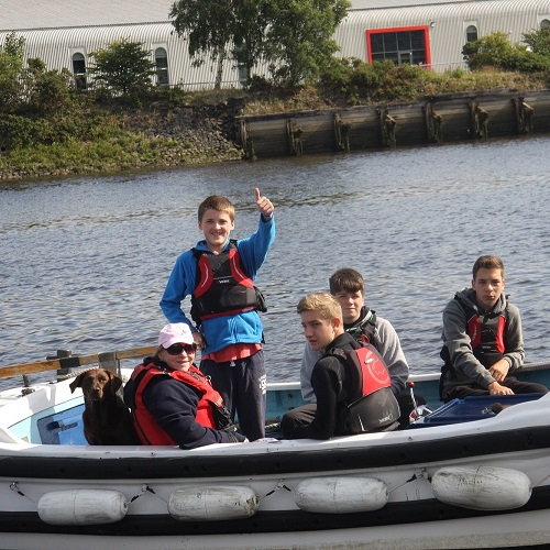 Calorex Assists With Sea Cadet Training