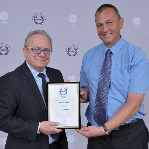 News Item: GAP Picks Up RoSPA Gold Award for the Second Consecutive Year