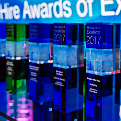 Hire Awards of Excellence