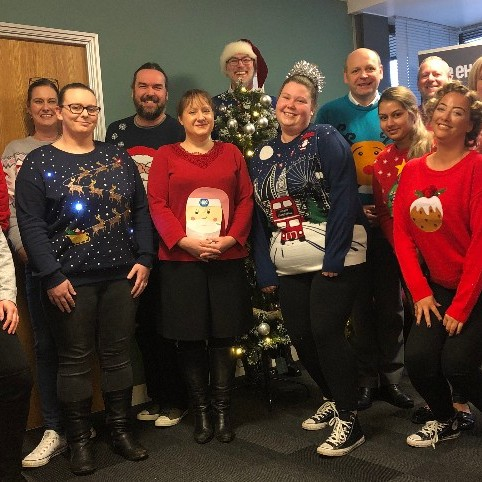Merry Christmas from the Team at HAE EHA