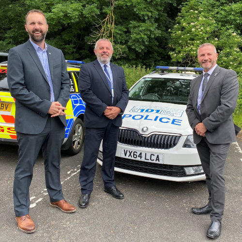 News Item: ACE; A New Specialist Police Unit to Target Construction Plant and Agricultural Machinery Theft