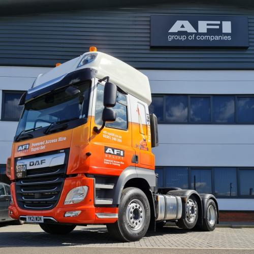 News Item: AFI Invests to Double Delivery Capacity for Super-Set Range of Large MEWPs