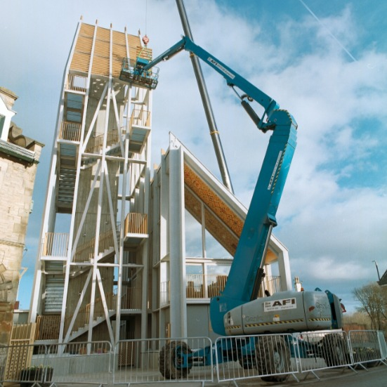 News Item: AFI's Super-Set Booms Reach New Heights in Bishop Auckland