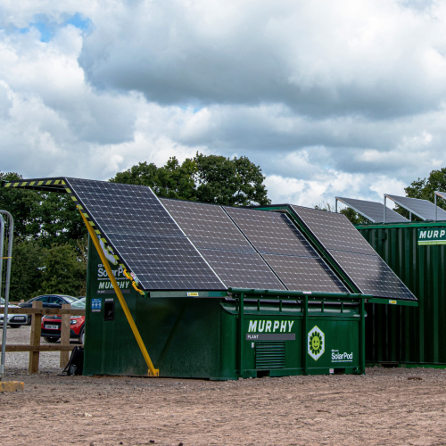 News Item: AJC EasyCabin's The Smart Solar Site System Bears Fruit in the Green Apple Awards