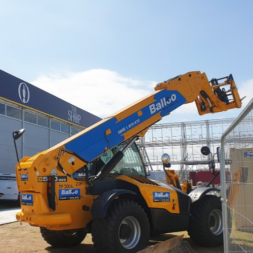 News Item: Balloo Hire Centres Acquires the Trade and Assets of Highway Plant Co. Ltd.