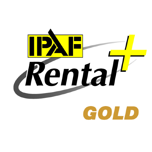 News Item: Balloo Hire Centres Awarded IPAF Rental+ Gold Standard