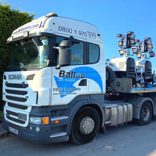 News Item: Balloo Hire Keeps the Lights On with Trime