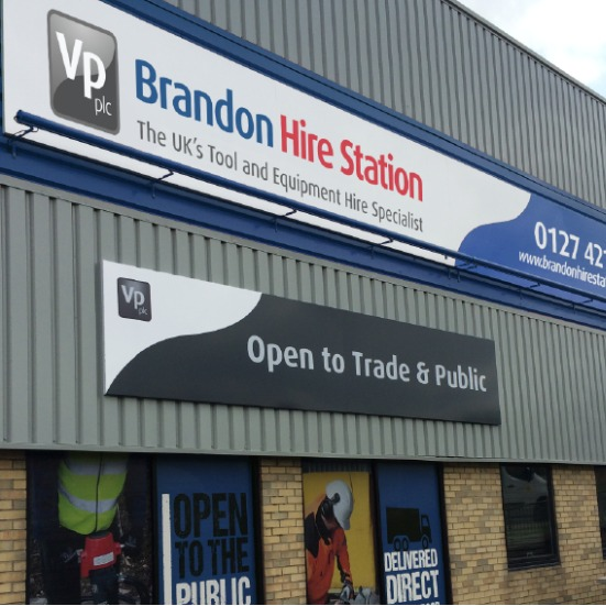 News Item: Brandon Hire and Hire Station are now Brandon Hire Station