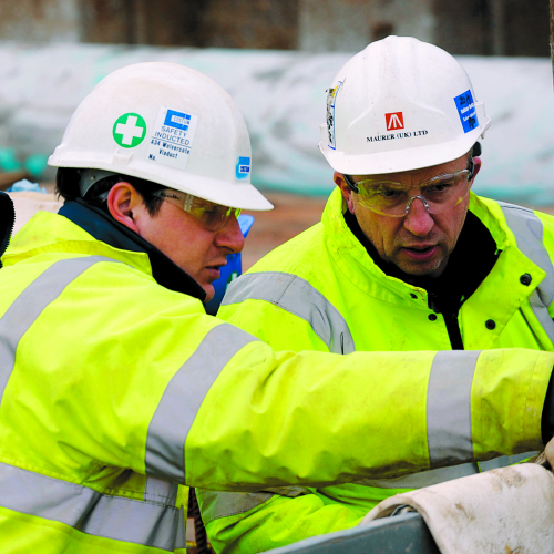 News Item: Britain Builds Back: Construction Will Need 216,800 New Workers by 2025 to Meet Demand