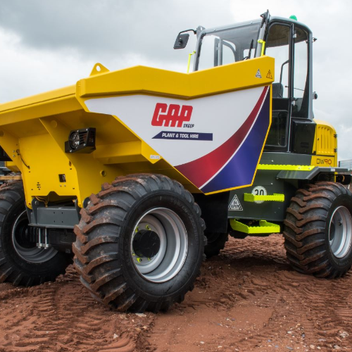 News Item: Cabbed Dumpers the Way Forward