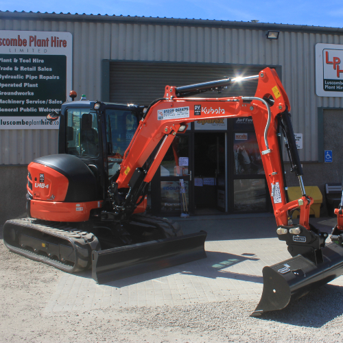 News Item: Customer Demand Drives Lusombe Plant Hire's Continued Investment in Kubota