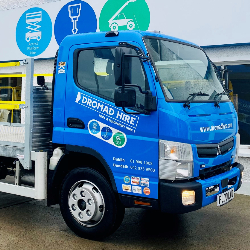 News Item: Dromad Hire Adds More Specialised Trucks
