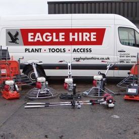 News Item: Eagle Plant Hire Flying High