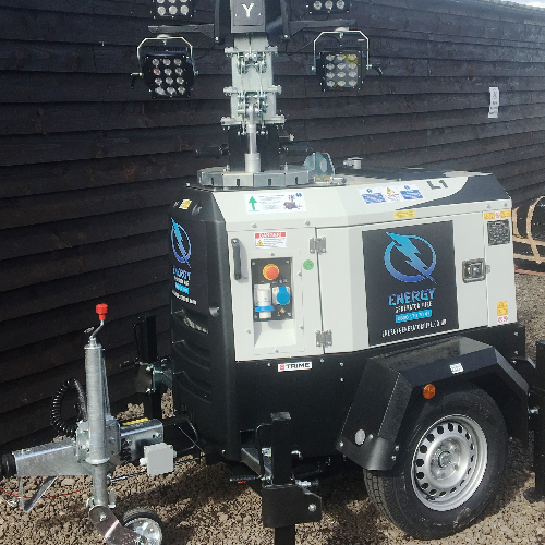 News Item: Energy Generator Hire Goes For More Trime X-Ecos