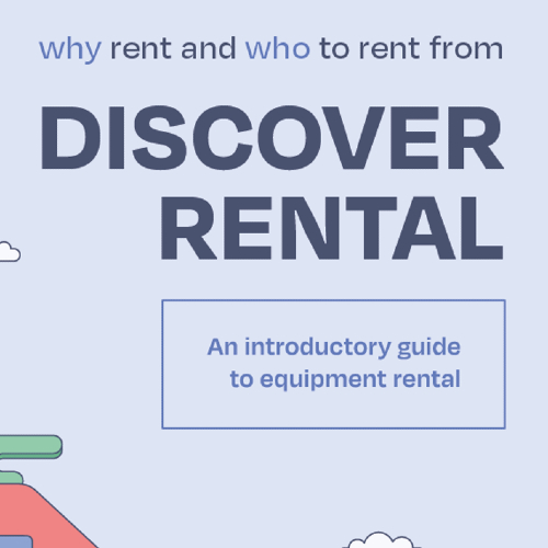 News Item: ERA Releases New and Improved Discover Rental Guide to Promote Equipment Rental