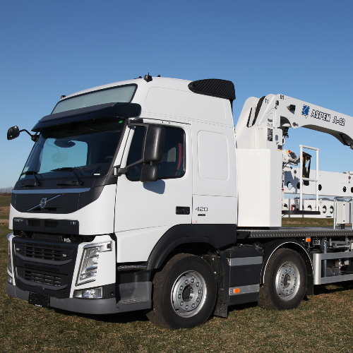 News Item: First Aspen A-62 Underbridge Inspection Unit in Europe Goes to Facelift