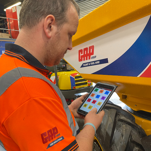 News Item: GAP Group Digitalises Depot Workshop Operations Working with Spartan Solutions