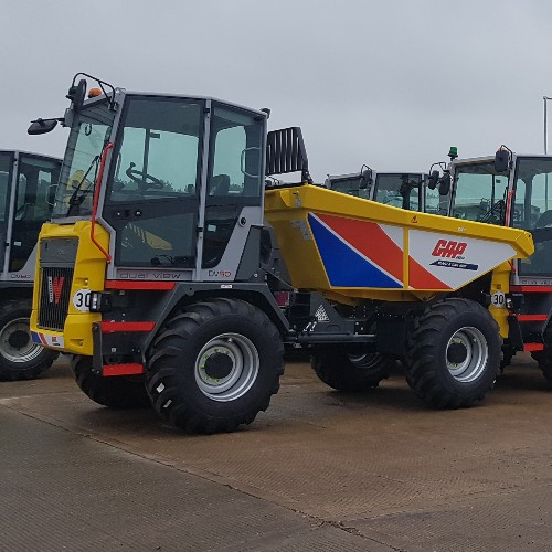 News Item: GAP Group Stocks Up on Dual View Dumpers