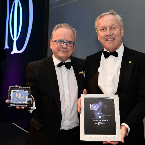 News Item: GAP Iain Anderson Scoops Two Prizes at IoD Scotland Director of the Year Awards